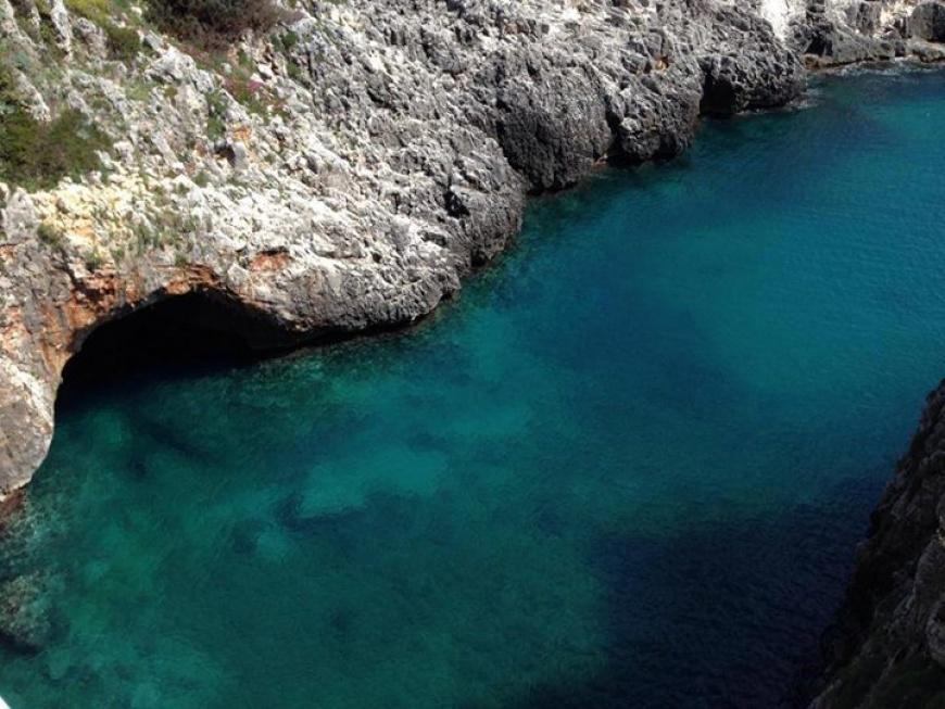 Le grotte di Santa Maria di Leuca